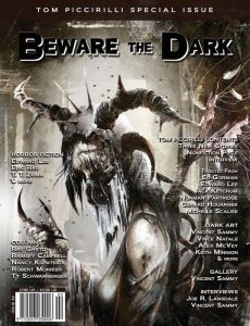 Beware the Dark Magazine 2_Cover