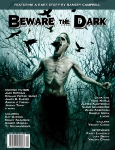Beware the Dark Magazine_Cover