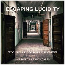 Escaping Lucidity_audio book_cover
