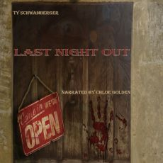 Last Night Out_audio book cover