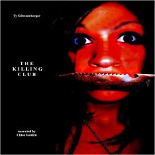 The Killing Club_audio book cover