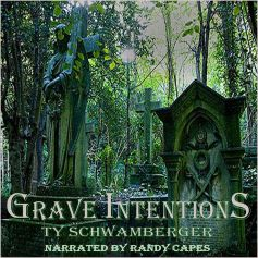 Grave Intentions_audio book cover