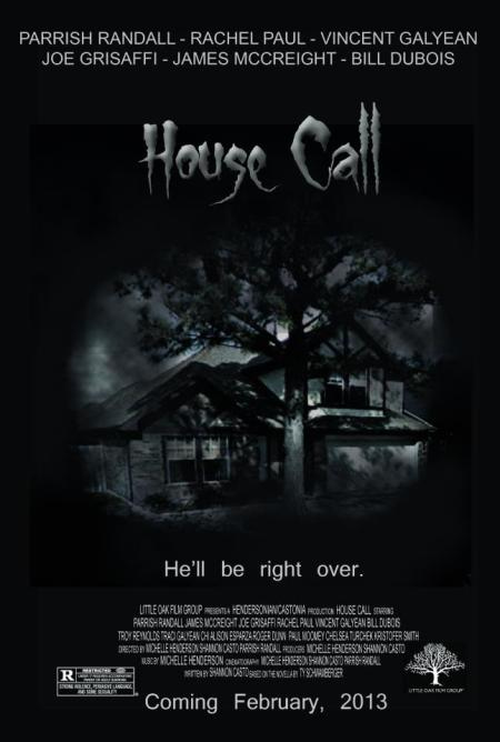 House Call_movie poster