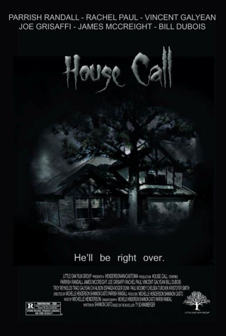 House Call_movie poster1