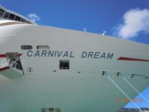 Carnival Dream 2013-11-19