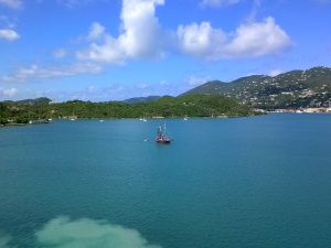 St Thomas Pirate Ship 2013-11-19