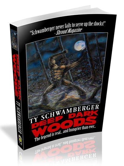 Deep Dark Woods_promo book