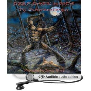 Deep Dark Woods Amazon audio book cover