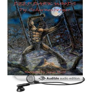 Deep Dark Woods Amazon audio book cover