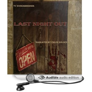 Last Night Out_Amazon audio book cover