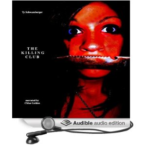 The Killing Club_Amazon audio book cover